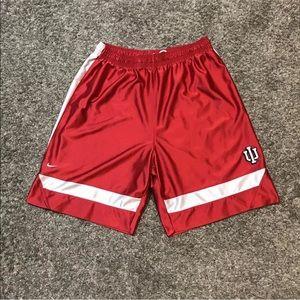 Indiana Hoosiers Basketball Shorts NCAA Dazzle
